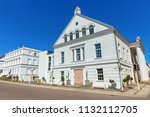 putbus  germany   may 09  2018  ... | Shutterstock . vector #1132112705