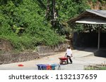 bali island  indonesia   10 11... | Shutterstock . vector #1132137659