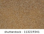 Tiny Gravel Texture On Brown...
