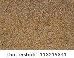 Tiny Gravel Texture On Brown...