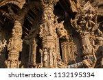 pattaya chonburi province ... | Shutterstock . vector #1132195334