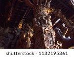 pattaya chonburi province ... | Shutterstock . vector #1132195361