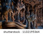 pattaya chonburi province ... | Shutterstock . vector #1132195364