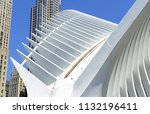 new york circa july 2018. the... | Shutterstock . vector #1132196411