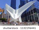 new york circa july 2018. the... | Shutterstock . vector #1132196441