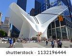 new york circa july 2018. the... | Shutterstock . vector #1132196444