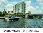 miami  florida usa   july 8 ... | Shutterstock . vector #1132203869