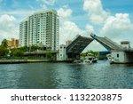 miami  florida usa   july 8 ... | Shutterstock . vector #1132203875