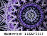 Abstract Ultra Violet...