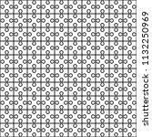 seamless pattern. geometric... | Shutterstock .eps vector #1132250969