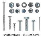 vector 3d realistic... | Shutterstock .eps vector #1132255391