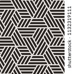 pattern with bold lines and... | Shutterstock .eps vector #1132319111