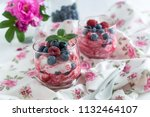 Finnish Berry Friut And Quark...