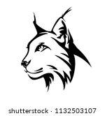 Lynx Profile Head   Wild Cat...