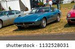 this photo was taken in le mans ...   Shutterstock . vector #1132528031