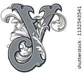 vector illustration of... | Shutterstock .eps vector #1132543541