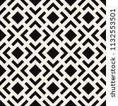 vector seamless pattern. modern ... | Shutterstock .eps vector #1132553501
