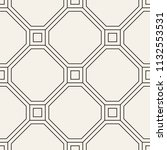 vector seamless pattern. modern ... | Shutterstock .eps vector #1132553531