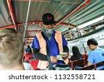 bangkok thailand 11th july 2018 ... | Shutterstock . vector #1132558721