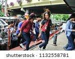 bangkok thailand 11th july 2018 ... | Shutterstock . vector #1132558781