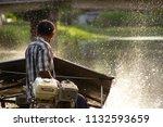 phetchaburi   thailand   july... | Shutterstock . vector #1132593659