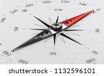 concept image of a modern... | Shutterstock . vector #1132596101
