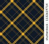seamless neon orange diagonal... | Shutterstock .eps vector #1132619714
