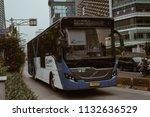 jakarta  indonesia   may 2 2018 ... | Shutterstock . vector #1132636529