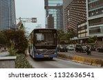jakarta  indonesia   may 2 2018 ... | Shutterstock . vector #1132636541