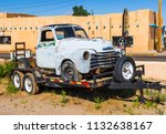 taos  nm  usa 8 july 18  the... | Shutterstock . vector #1132638167