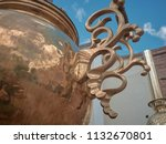 vitebsk. republic of belarus 12.... | Shutterstock . vector #1132670801