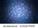 light blue vector background... | Shutterstock .eps vector #1132679549