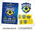 modern professional sports... | Shutterstock .eps vector #1132685855