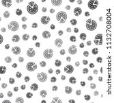seamless pizza pattern on a...