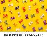 italian pasta pattern on a...   Shutterstock . vector #1132732547