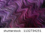 dark pink  blue vector pattern... | Shutterstock .eps vector #1132734251