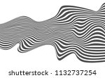 optical art abstract background ...   Shutterstock .eps vector #1132737254