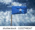 somalia flag silk waving flag... | Shutterstock . vector #1132748267