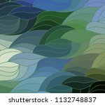 abstract vector color... | Shutterstock .eps vector #1132748837