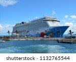 bermuda dockyard   bermuda   06 ... | Shutterstock . vector #1132765544