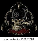 vector illustration of a... | Shutterstock .eps vector #113277601