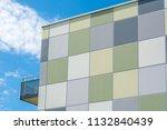 modern giant  apartment... | Shutterstock . vector #1132840439