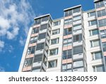 modern giant  apartment... | Shutterstock . vector #1132840559