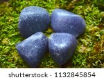 beautiful  charming purple... | Shutterstock . vector #1132845854