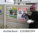 harare zimbabwe 10 july... | Shutterstock . vector #1132883594