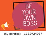 conceptual hand writing showing ...   Shutterstock . vector #1132924097