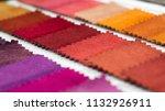 catalog of multicolored cloth... | Shutterstock . vector #1132926911