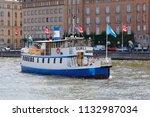 stockholm  sweden   july 12 ... | Shutterstock . vector #1132987034