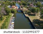 norsholm  sweden   july 5  2018 ... | Shutterstock . vector #1132992377