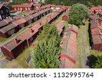 lovanger  sweden   june 21 ... | Shutterstock . vector #1132995764